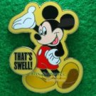 48531 Disney 2006 HKDL Expression Series - Mickey Mouse - That's Swell! (Yellow)