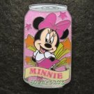 66503 Disney Pin 2009 HKDL Mystery Tin Pin Soda Can Collection - Minnie