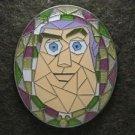 73728 Disney Pin 2009 HKDL Mystery Tin Pin Mosaic Collection - Buzz Lightyear
