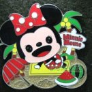 94043 Disney Pin 2010 HKDL - Cute Minnie on the Beach