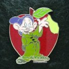 75059 Disney 2009 HKDL Mystery Pin Snow White and the Seven Dwarfs - Dopey RARE