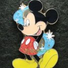 85230 Disney Pin 2011 HKDL - 4 pin booster set (Mickey Only)