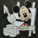 76275 Disney 2010 HKDL - Color Your Own Pins - Mickey and Friends Set (Mickey)
