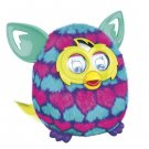 New Furby Boom Pink and Blue Hearts by alextoys