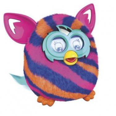 New Furby Boom Diagonal Stripes by alextoys
