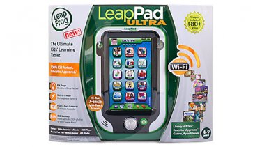 LeapFrog LeapPad Ultra Tablet - Green by alextoys