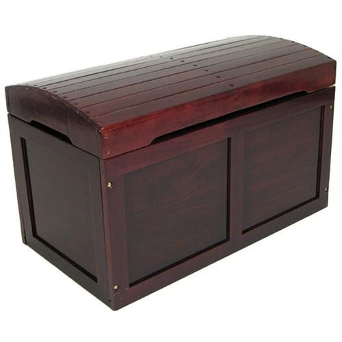 Cherry Barrel Top Toy Chest by alextoys