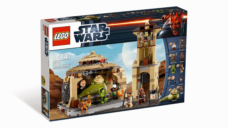 LEGO 9516 Star Wars Jabba's Palace Playset