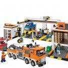 LEGO City Garage (7642) by alextoys