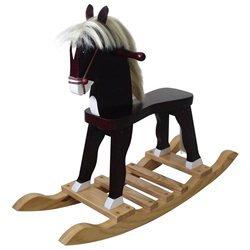 Teamson Kids Derby Prince Rocking Horse by alextoys