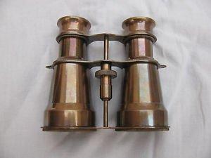 Amazing Nautical Binocular 19th century style made for Royal Navy Collectible Bi