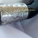 Amazing Ball Point Viking Drinking Horn for beer, wine, mead, pagan and celtic