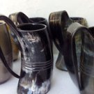 Viking Drinking Mug,Tankard SET OF SIX for beer, wine, mead, pagan and Celtic