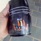 (22.01) Viking Drinking horn Decorative Viking Boat Horn cup Mug Beer mead wine