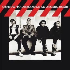 U2 - How To Dismantle An Atomic Bomb LP
