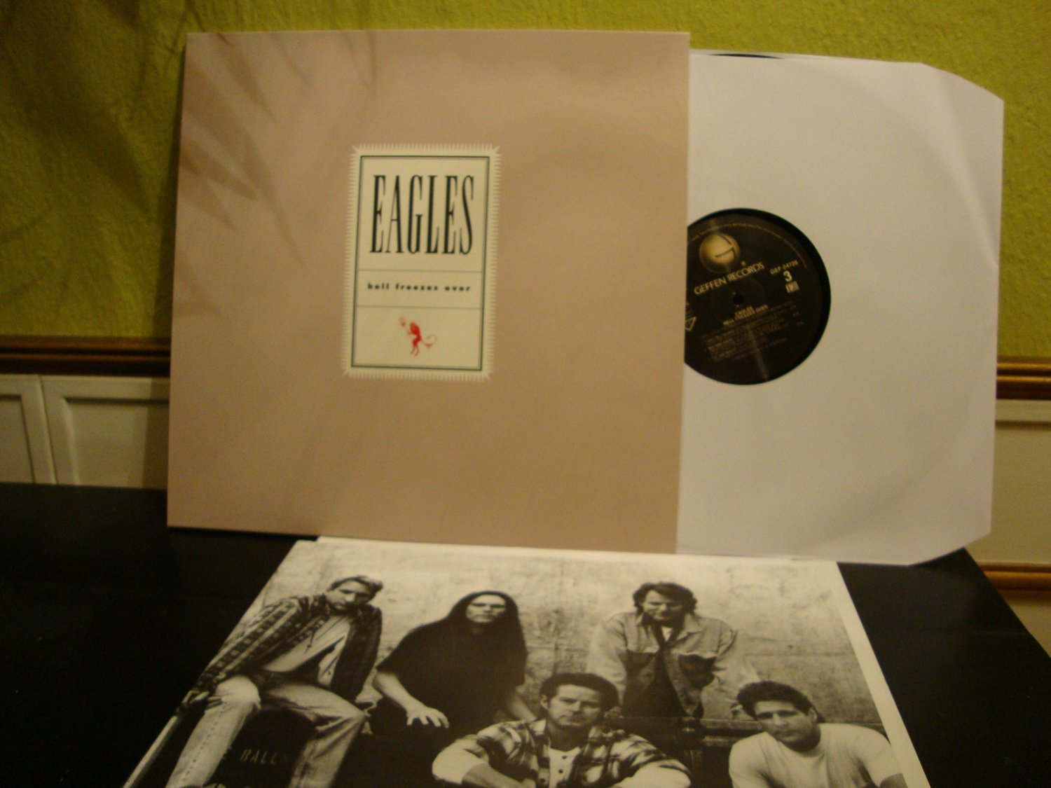 Eagles - Hell Freezes Over 2LP
