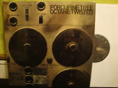 Porcupine Tree - Octane Twisted  3LP