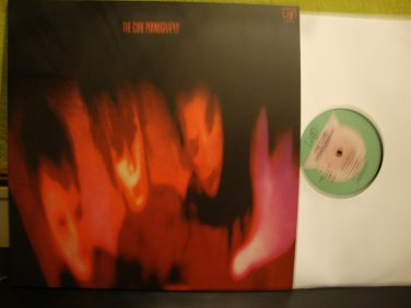 The Cure - Pornography LP