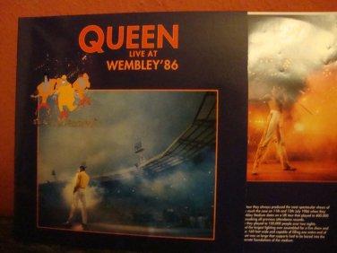 Queen-Live At Wembley 86  2LP