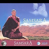 Samsara Audio CD