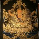 "Manjushree Handpainte​d Thangka Painting(16""x22"")"