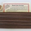 Snow -Lion Stick Incense(31 Himalayan & Herbs Mixed)