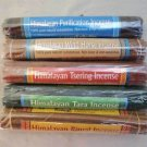Five Mixed Scent Himalayan Incense Stick Pack ,NEPAL