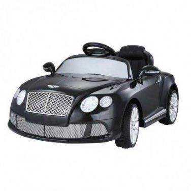 power wheels kids 12v luxury licensed bentley gt ride on toy car