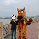 Scooby Doo mascot costume Scooby