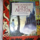 The Legend of King Arthur Robin Lister Hardback w/DJ 1st ed 3rd printing 1988