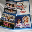 4 Set Blu Ray Disc Straight Talk Marrying Man Another Stakeout Gun in Betty NEW