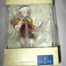 """Villeroy & Boch Scuola di Angell Leonado ornament 4"""" New in Box"""