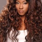 "Peruvian loose deep wave virgin remy hair ""16""16""16"