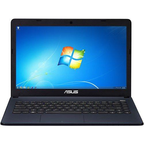 """ASUS X401U-EBL4 Fusion E1-1200 Dual-Core 1.4GHz 4GB 320GB 14"""""""
