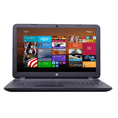 HP 15-f033wm Celeron N2830 Dual-Core 2.16GHz 4GB 500GB DVD±RW 15.6""