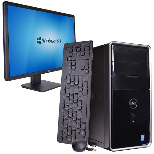 Dell i3847-6924BK Core i5-4440 Quad-Core 3.1GHz 8GB 1TB DVD±RW  Bundle