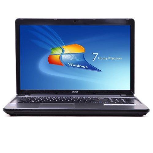 """Acer Aspire E1-731-4699 Pentium 2020M Dual-Core 2.4GHz 4GB 500GB DVD±RW 17.3"""""""