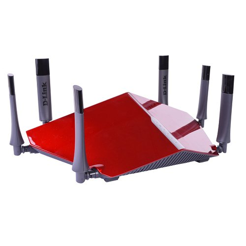 D-Link DIR-890L Tri-Band Wireless-AC3200 4-Port Ultra Router