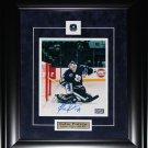 Felix Potvin Toronto Maple Leafs signed 8x10 frame