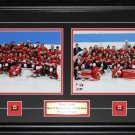 2014 Team Canada Men & Women Gold Medal Sochi 2 photo frame