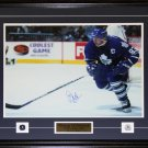 Doug Gilmour Toronto Maple Leafs Signed 16x20 frame