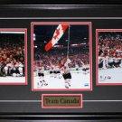 Team Canada 2010 Men & Women Sidney Crosby 3 photo Frame
