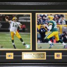 Aaron Rodgers Green Bay Packers 2 photo frame