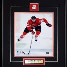 Rick Nash Team Canada 8x10 frame