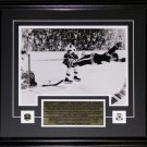 Bobby Orr The Goal Black & White 11x14 frame