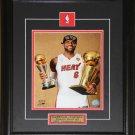 Lebron James Miami Heat 2013 Champion 8x10 frame