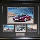 Bentley 4 photograph frame