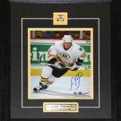 Cam Neely Boston Bruins Signed 8x10 frame