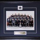 1967 Toronto Maple Leafs 8x10 frame