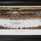 Boston Bruins TD Garden Panorama Frame